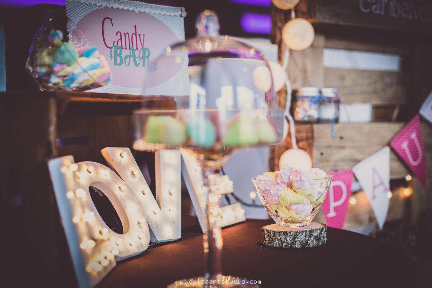 Candy Bar Personalizado